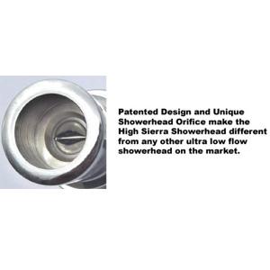 High Sierra's Patented Single-Orifice Design