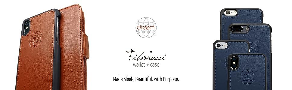 Dreem fibonacci wallet case
