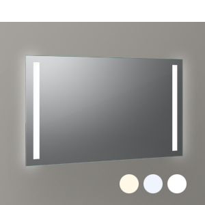 Doppelte Beleuchtung für die zweifache Lichtstärke als Zusatzoption zusätzlich buchbar
