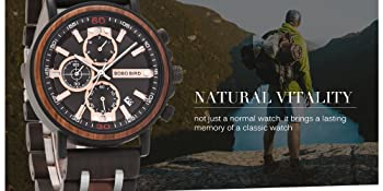 man watch unique watches for men bobo bird wooden mens watches