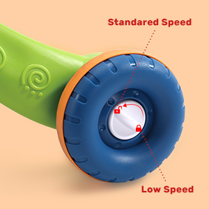 Adjustable speed