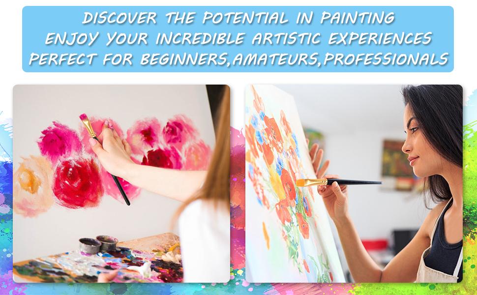 acrylic paint sets