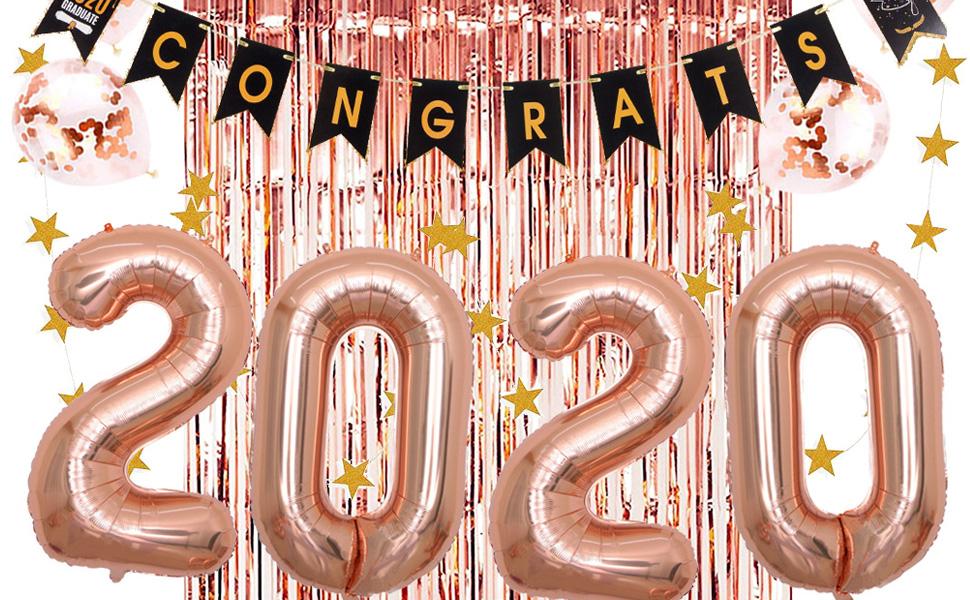 2020 Graduation Party