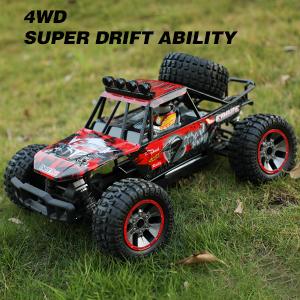Full-Time 4WD - Super Drift Ability
