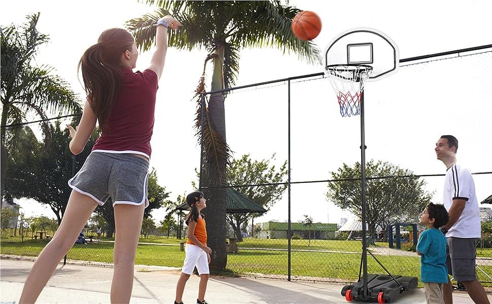 Basketball Hoop Outdoor