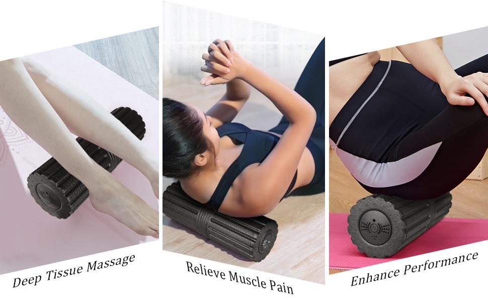 Deep Tissue Massage, Relax Muscle, Enhance Performance