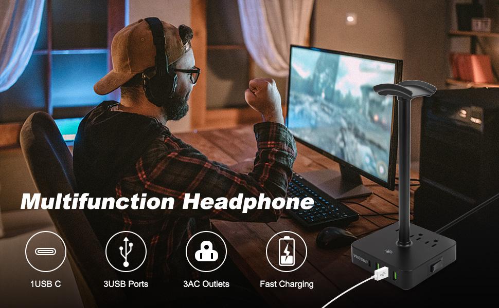 Headphone Stand holder