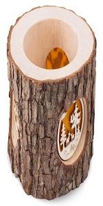 wood candle holder wooden candle holder tealight candle holder unity candle holder wood candle