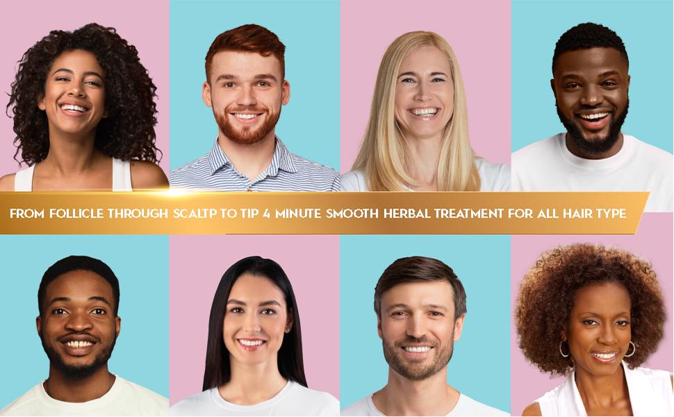 Anti Thinning DHT Blocker Shampoo & Conditioner For Hair Regrowth Hair Loss Treatments