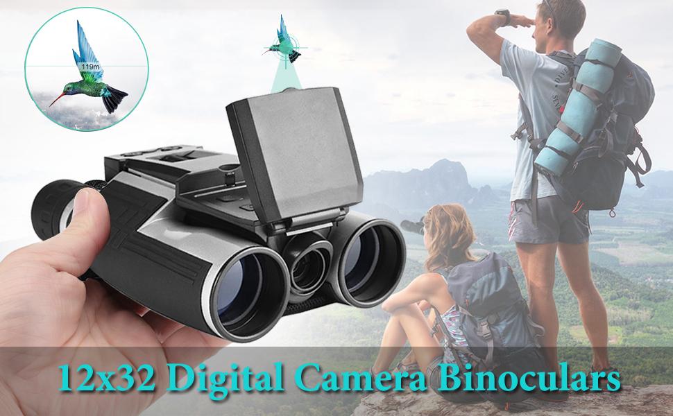 Binoculars camera