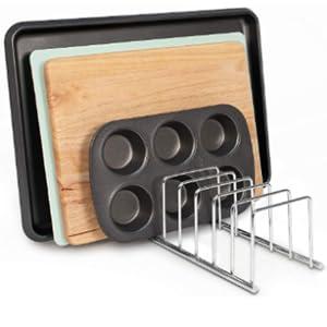 stainless steel multipurpose kitchen dish plate utensils lid tray holder