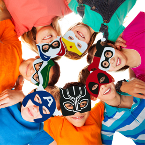 party costumes mask
