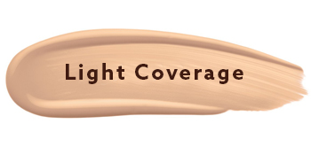 Undone beauty model light coverage glowtint foundation hydrating skin tint vegan sheer glass skin