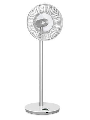 5 Fl/ügeln Klarstein Sommerwind Standventilator Standl/üfter 16 Rotor schwarz mit 9 Timer bis 12 h Leistungsaufnahme: 35 W DC Inverter 24V-Niederspannungs-Gleichstrommotor 4 Modi 41 cm