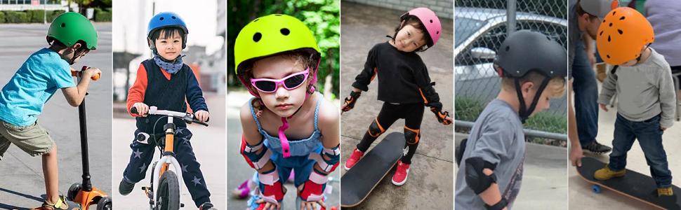 outdoor sport kids helmet