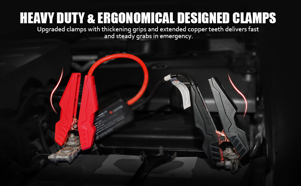 portable car battery jump starter