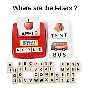 Learn the Letter Names