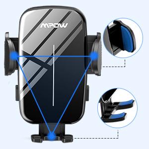 porta cellulare auto per iPhone 12 11 X