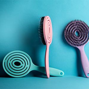ilu lollipop hairbrushes