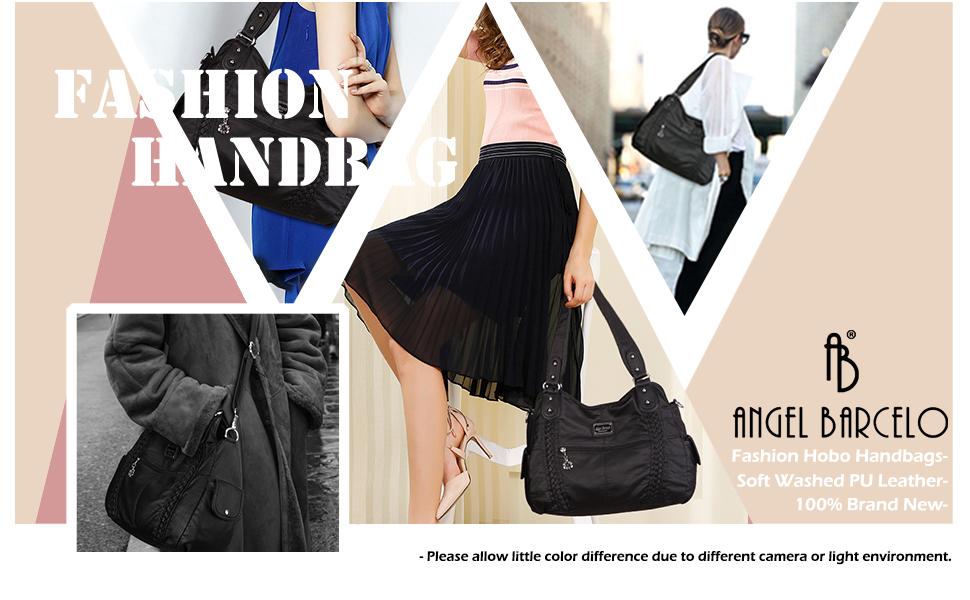 Angel Barcelo Women Hobo Handbag
