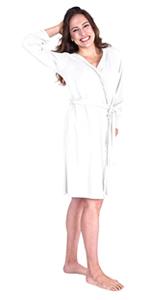 temperature regulating pajamas, best travel robe