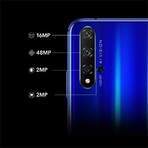 cellulare, 48MP Quad camera
