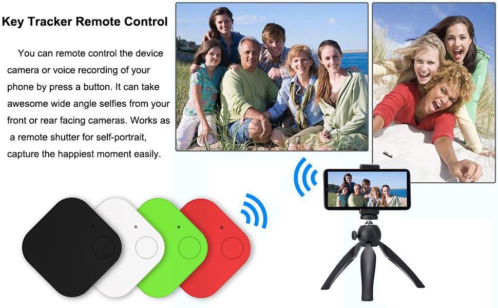 Bluetooth Verloren Schlüssel Phone Finder /& Selfie Remote Smart Orbit