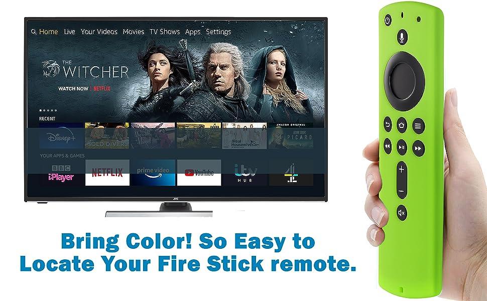 amazon fire stick remote  case cover fire tv firestick firetv4k alexa cover firestick4ktv silicone