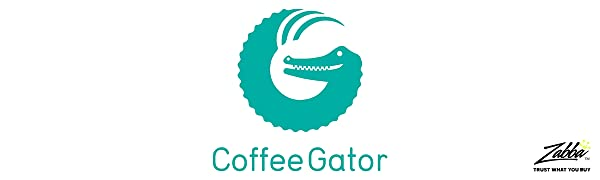 Coffee Gator Logo