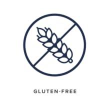 No Dairy, Soy, Gluten, Nuts, or Sugar