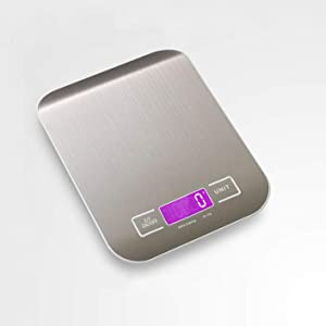 kitchen food scale digital weight gram and ounces electronic accurate portable rechargeable scales