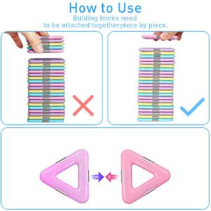 Block stacking skills