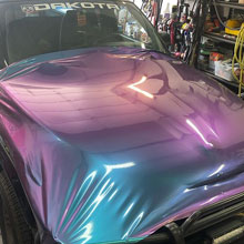3M 1080 Series Color Flip Vinyl Wrap Film for Vehicle Wrapping and DIY Installation by Rvinyl