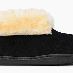 10 11 5 6 7 8 9 ankle boot bootie booty fur furry fuzzy girl indoor ladies lining minetonka