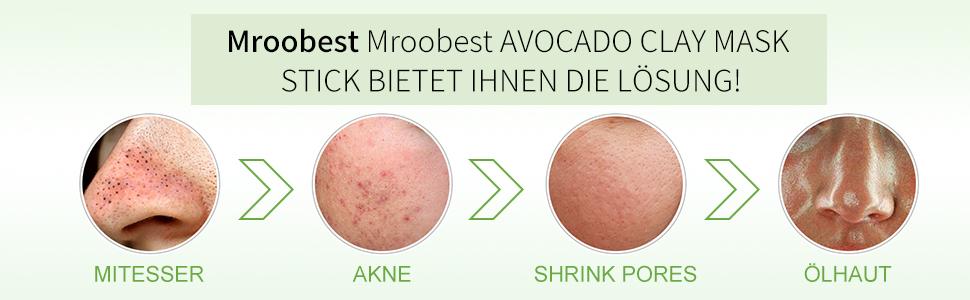 Avocado Mask Stick