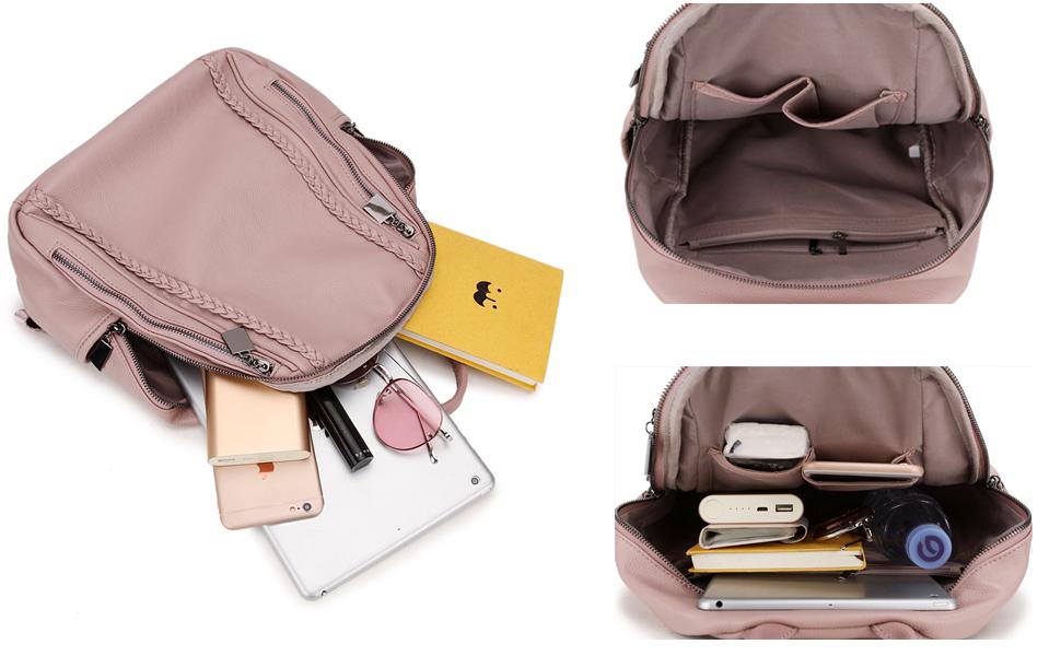 Roomy Backpack Purse