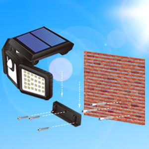 outdoor lights solar powered solar flood lights outdoor