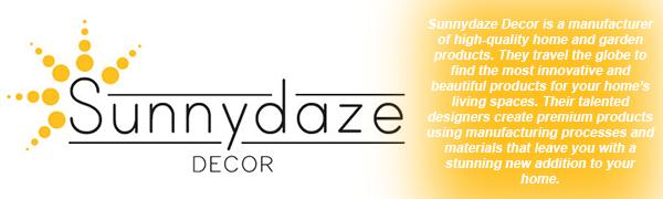 Sunnydaze Decor