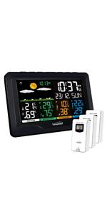 YC9443 Wireless Weather Station