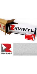 Rwraps Brushed Aluminum