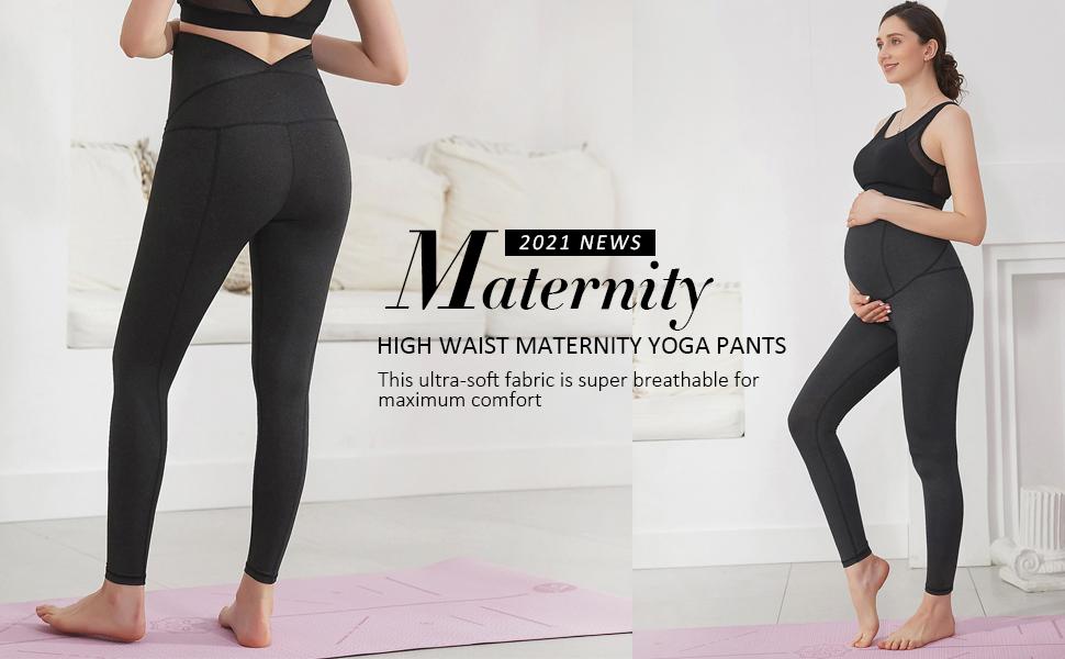 maternity active leggings