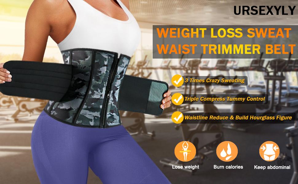 Women Waist Trainer Belt