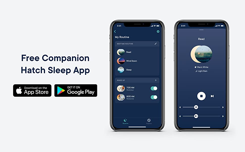 sleep, app