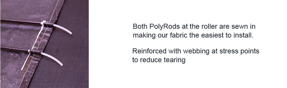 rv awning fabric