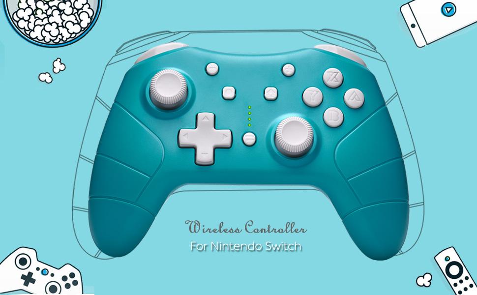 Nintendo-Switch-Pro-controller-wireless