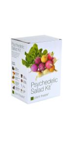 Psychedelic Salad Kit