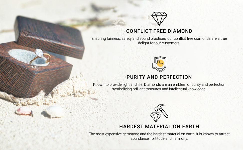 diamond feature