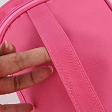Cosmetic Bag Durable Handle