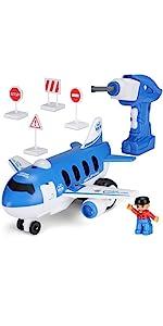 Take Apart Toy - Airplane
