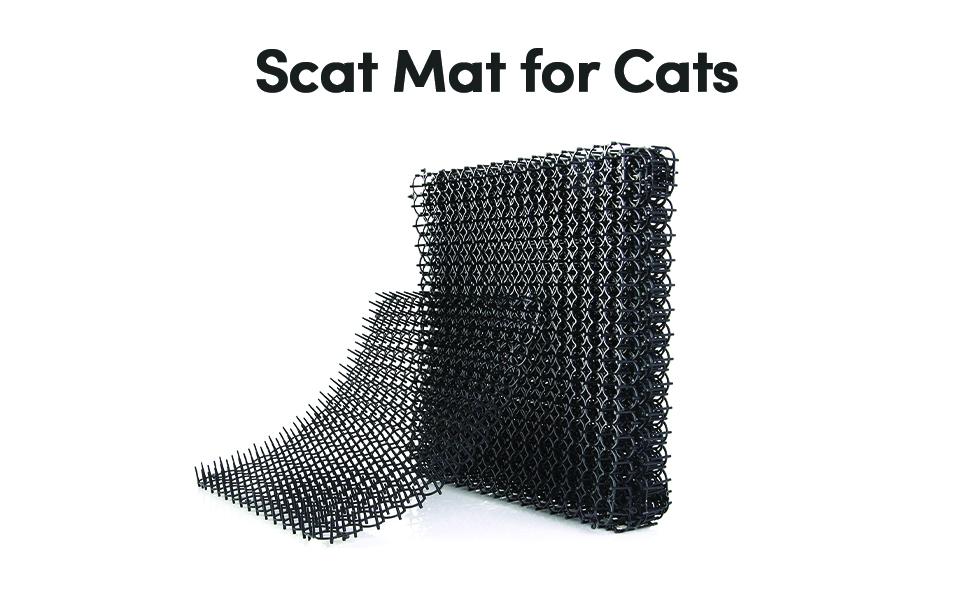 cat repellent prickles cat scat mat with spike cat deterrent outdoor
